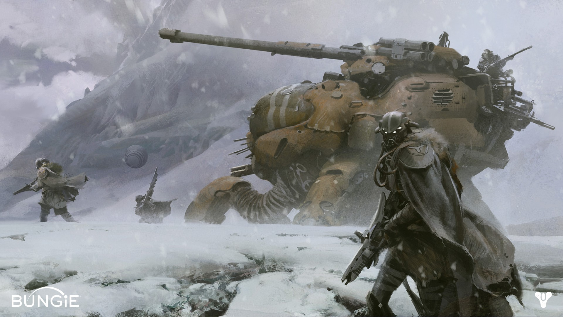 "Pre-orders for Bungie's ""Destiny"" opened just after a few concept art were shown to entire world"