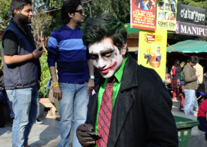 Cosplay At The Indian Comic Con 2013
