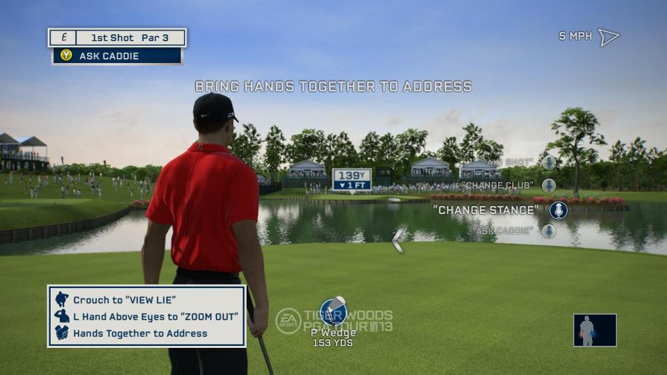 PGA Tour 13, Pebble Beach Golf Course