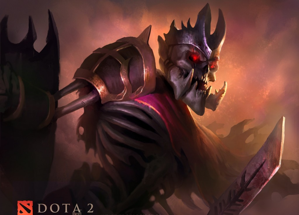 Skeleton King 1024x737 DOTA 2 Hero Wars, Episode 1: Lifestealer vs Skeleton King