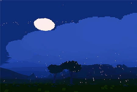 Proteus' island is filled with beauty and intriguing mysteries without any answers