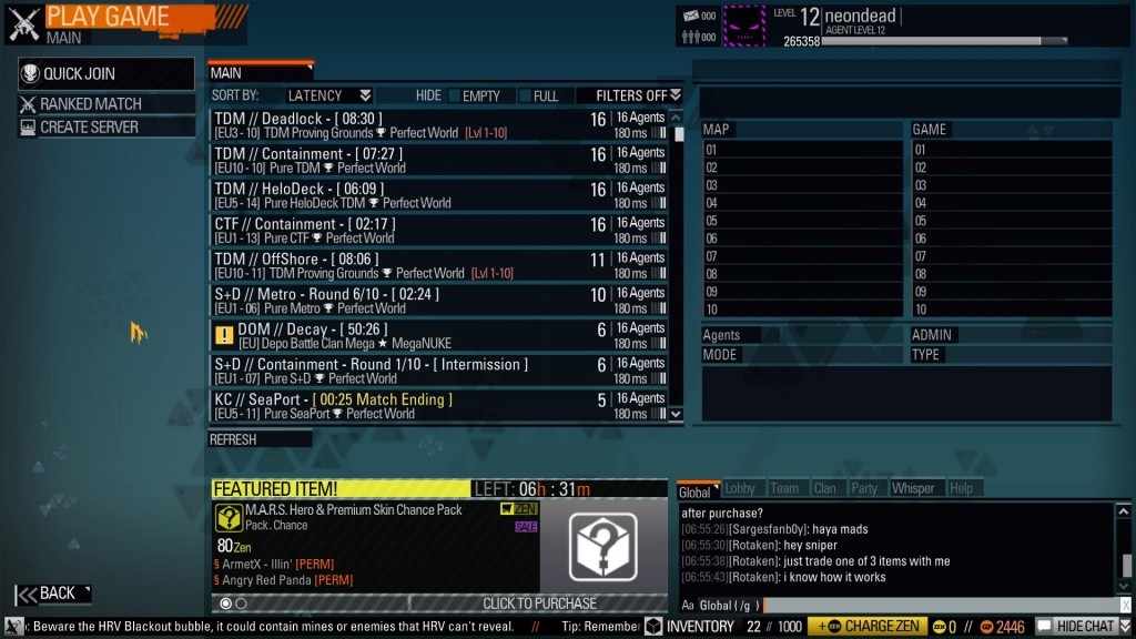 BLR 2013 03 25 06 59 32 90 1024x576 Blacklight Retribution Review: A worthy free to play Shooter
