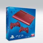 RUS PS3 M500GB DS3 Red 3D 150x150 Sony launches PS3 colourful variants