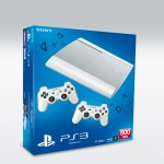 RUS PS3 M500GB DS3 White 3D 150x150 Sony launches PS3 colourful variants