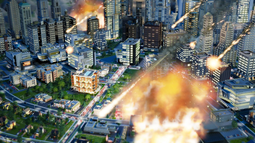SimCity1 1024x576 SimCity Review: Charming, incredibly fun but flawed