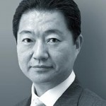 Now x-CEO and President of Square Enix, Yoichi Wada