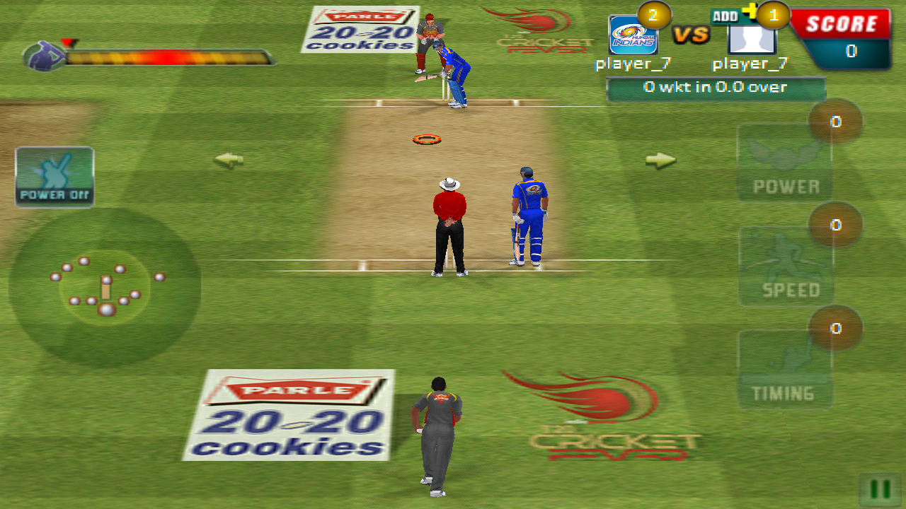 cricket games play free online 2014