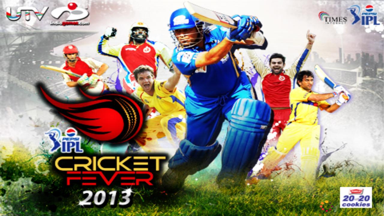 Download IPL Cricket Games 2013