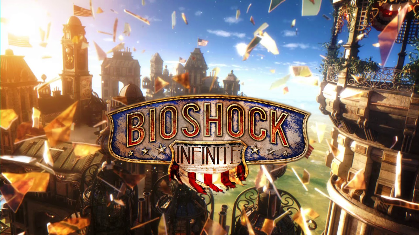 bioshock infinite 2 The iLL Trio Review: BioShock Infinite