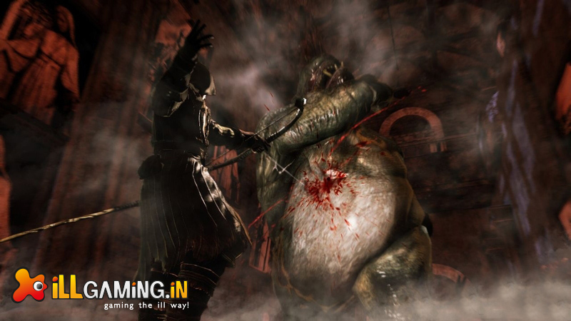 Beating Dark Souls II – Of Effigies, Sunken Oceans and a Corrupt Save File