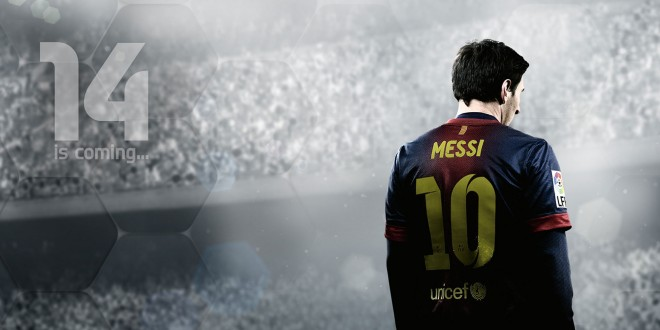 FIFA 14 to be lauched at midnight across Ten cities in India