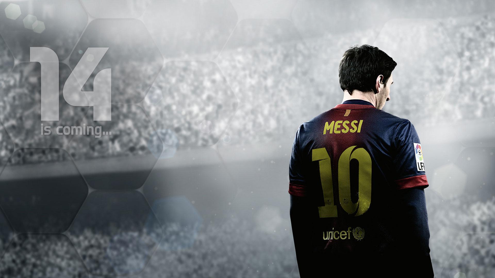 FIFA 14 – 'Messi-ah' of Football