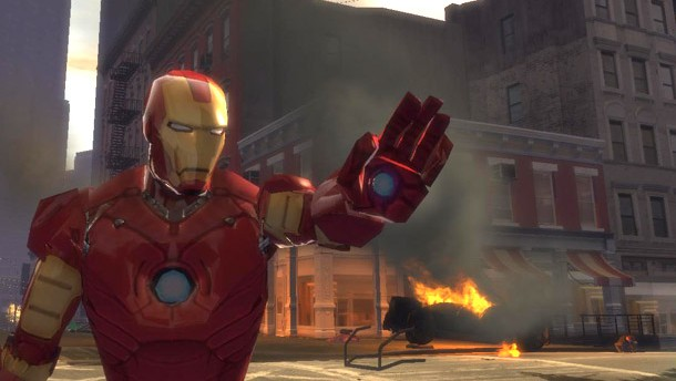 gta 4 iron man 4