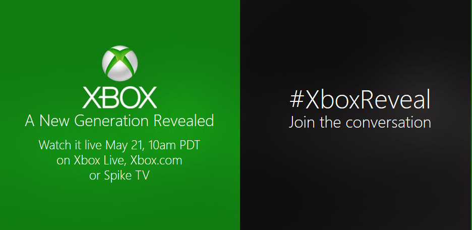 xbox reveal Xbox 720 being revealed tomorrow. Watch the event live here
