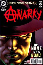 Anarky vol.1  1 May 1997 The Villains of Batman: Arkham Origins   The ill Speculations
