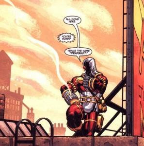 Deadshot 04 297x300 The Villains of Batman: Arkham Origins   The ill Speculations