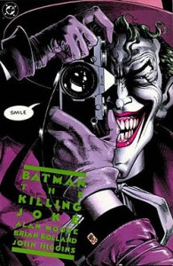 Killingjoke 195x300 The Villains of Batman: Arkham Origins   The ill Speculations