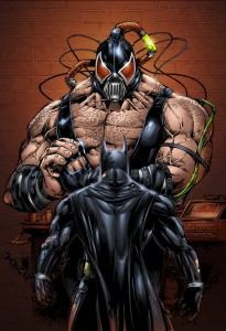 batman vs bane  colors by marcioabreu7 d3ay7ye 205x300 The Villains of Batman: Arkham Origins   The ill Speculations