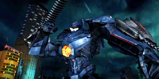 Pacific Rim game launched for Android and iOS