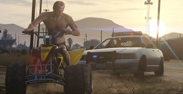 "GTA V coming to PC ""This Fall"" Nvidia executive suggests"