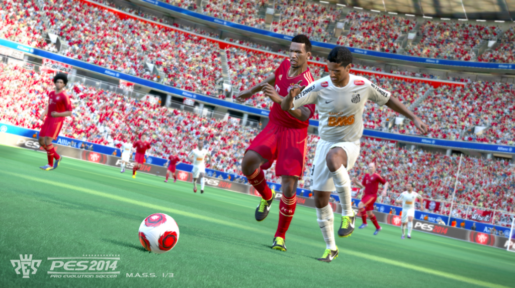 Screen Shot 2013 08 01 at 4.34.50 PM 1024x574 PES 2014 preview: 40 minutes of footballing bliss