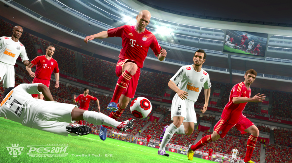 Screen Shot 2013 08 01 at 4.36.33 PM 1024x574 PES 2014 preview: 40 minutes of footballing bliss