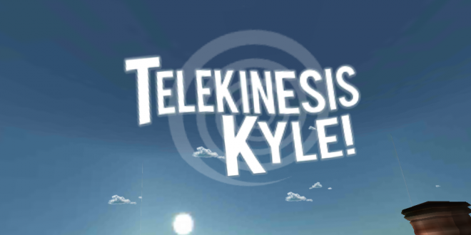 Telekinesis Kyle Review
