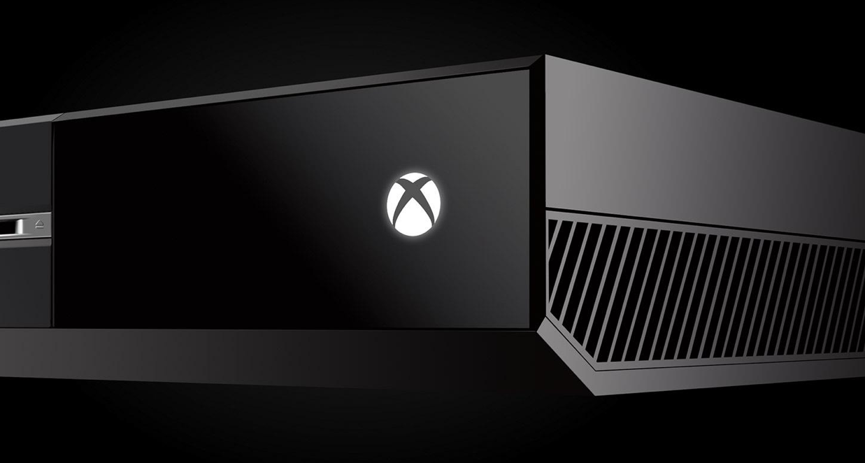 Xbox One black logo