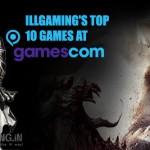 gamescom top 10