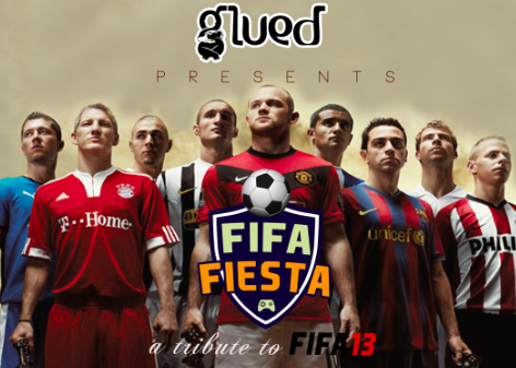 Fifa 13 tribute glued noida