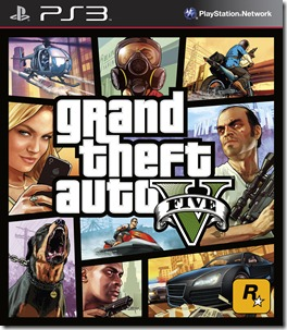 GTAV PS3 Digital FOB NoRating6 GTA 5 to be launched at midnight at 7 locations in India