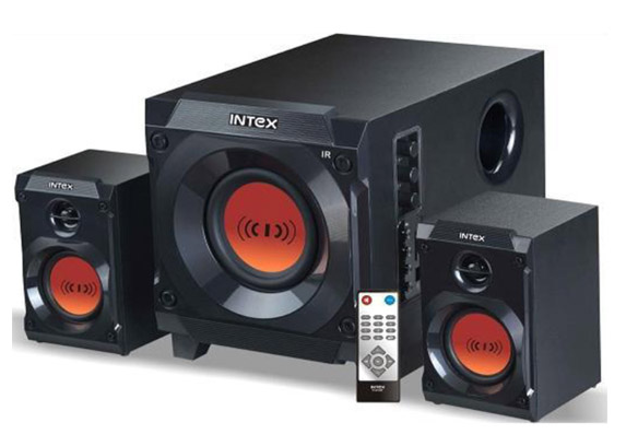 IT-297 SUF 2.1 speakers with integrated tweeters
