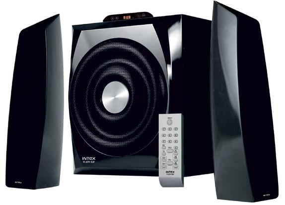 IT-299 SUP 2.1 multimedia speakers