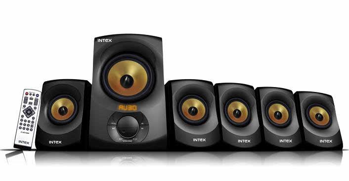 IT-475 SUF 5.1 speakers