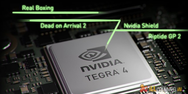 The best games on Tegra 4 (TegraZone) for Android and NVIDIA SHIELD