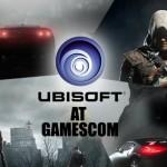 Ubisoft at Gamescom 2013