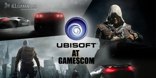 Ubisoft at and beyond Gamescom: A huge leap into next-gen