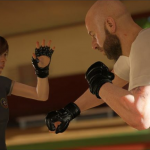 Beyond: Two Souls - Training Sequence