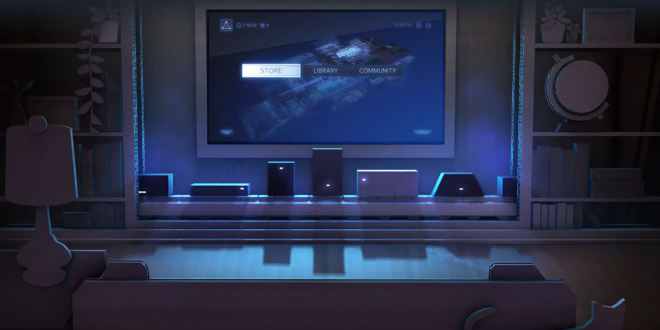 Valve details specs of its Steam Machine prototype