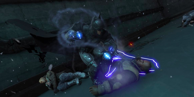 arkham origins gadgets Batman: Arkham Origins Review