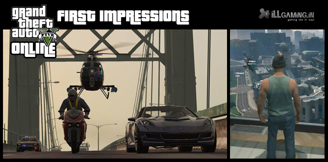 GTA Online First Impressions
