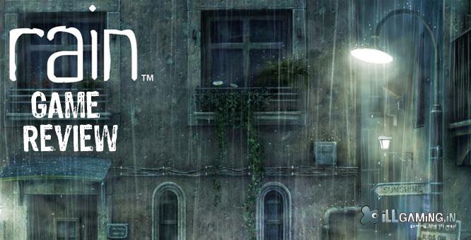 Rain Review PS3