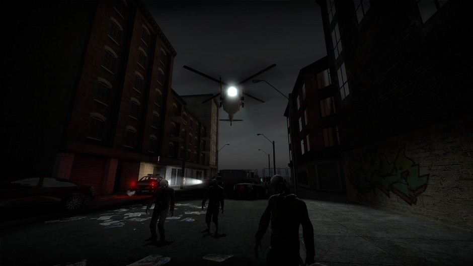 june helicopter 1 No More Room in Hell: The Free Horror Half Life 2 Mod