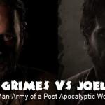 Rick Grimes vs Joel