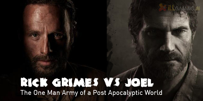 Rick Grimes vs Joel: The one man army in a post-apocalyptic world