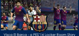 My PES 2014 Master League journey with FC Barcelona