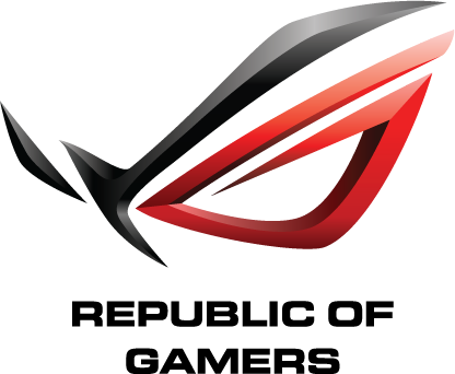 ROG Republic of gamers logo