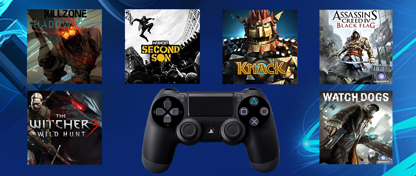 PS4 Games India