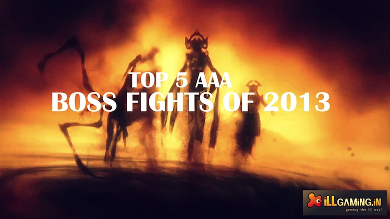 boss fights 2013