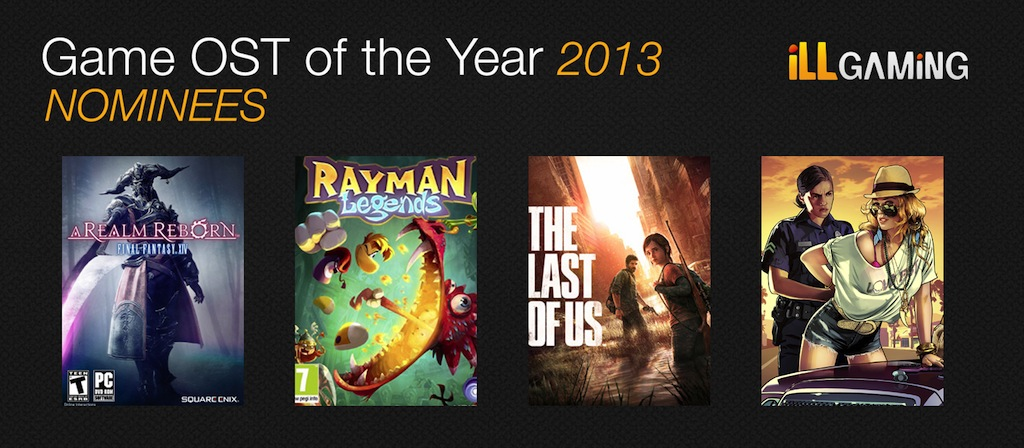 ost 2013 nominees 2013: iLL Gaming Awards   The iLLest Awards